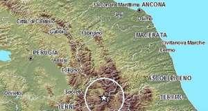 scossa sismica umbria-13 02 2014