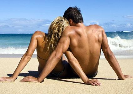 sesso spiaggia