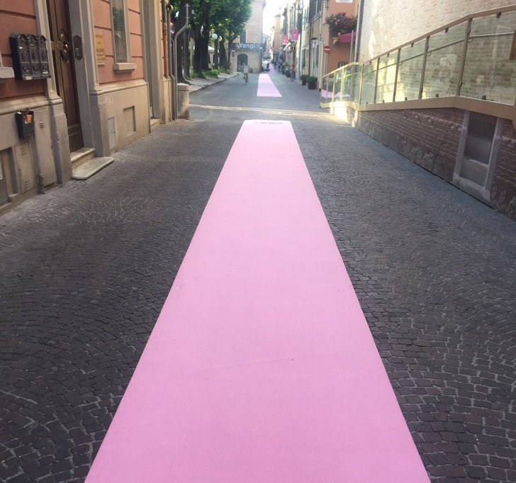 Carnevale in rosa a Fano