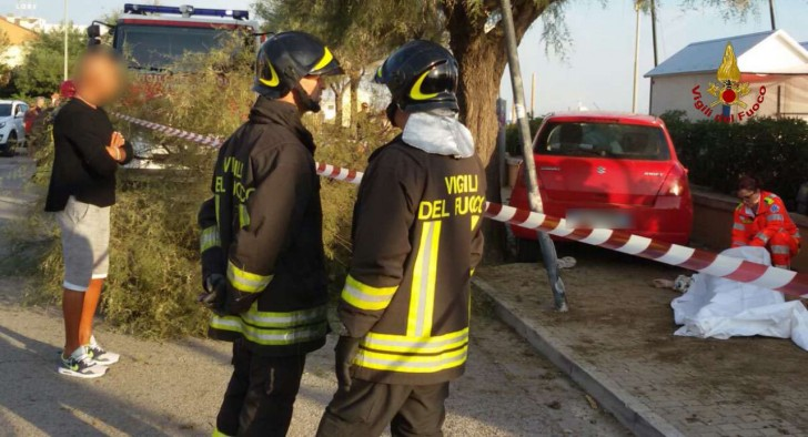Senigallia, Suzuki Swift uccide donna sul lungomare Italia a Marzocca