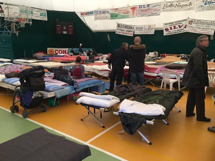 Terremoto, evacuati laboratori ospedale Amandola: sono inagibili