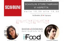 Showcooking a Fabriano