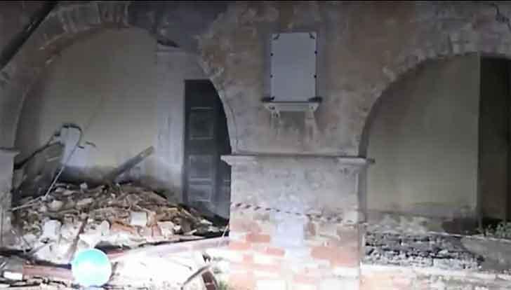 Terremoto, altra forte scossa nel Maceratese