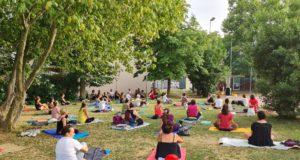 Summer Yoga a San Benedetto del Tronto