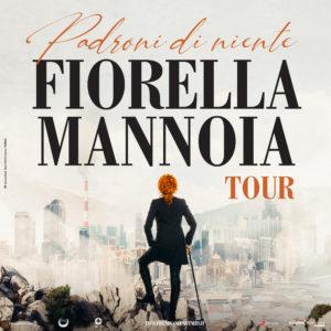 Fiorella Mannoia fa tappa a Spinetoli