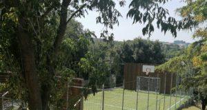 Uno spazio verde ideato dagli studenti