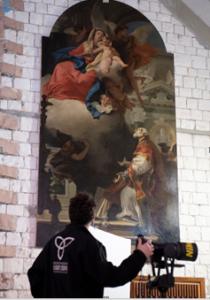 A Camerino l'arte rivive con il digitale