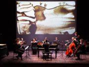 A Jesi il concerto spettacolo Sandtrack