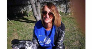Simona Bertuccioli colpita da malore fatale, era in prima linea per gli animali