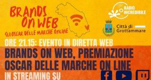 A Grottammare la kermesse Brands on Web