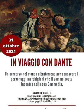 In viaggio con Dante